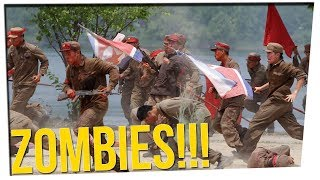 Download Only ONE Country Is Zombie Ready... ft. Nikki Limo & DavidSoComedy Video