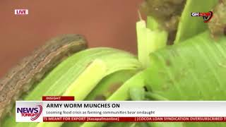 Download ARMY WORM INVASION IN GHANA Video