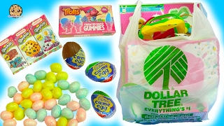 Download Dollar Tree Store Haul - Chocolate, Eggs, Easter Painting Crafts, Shopkins, Trolls Gummy Video