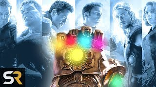 Download Marvel Theory: Does Each Infinity Stone Represent One Avenger? Video
