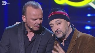 Download Tonino Cardamone - Paolo Caiazzo - Made in Sud 21/03/2017 Video