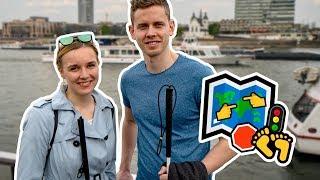 Download How-to: Blind durch den Großstadtverkehr (Fabie) Video