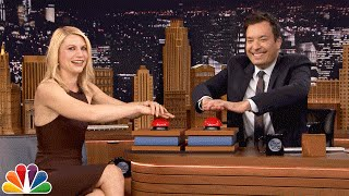 Download Fast Family Feud with Claire Danes Video