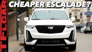 Download If The Escalade Won't Fit In Your Garage Cadillac Has You Covered With The New XT6! Video