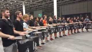 Download Top Secret Drum Corps of Basel meets the Blue Devil Percussion Team of Concorde California Video