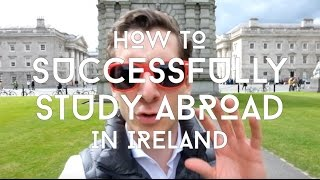 Download How to Successfully Study Abroad in Ireland Video