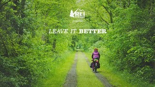 Download Leave It Better - 4,700 miles By Bike Video