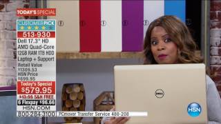 Download HSN | Electronic Connection featuring Dell 10.01.2016 - 03 PM Video