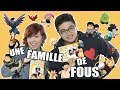 Download UNE FAMILLE DE FOUS ! - LE RIRE JAUNE (Ki&Hi Tome 2) Video