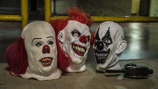 Download Killer Clown 2 - Scare Prank Teaser Trailer (Compilation) - Waiting for the victim Video