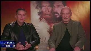 Download 'Paul, Apostle of Christ' actors discuss roles Video