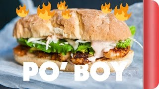 Download Incredible Shrimp Po Boy Sandwich Recipe - Creole Style Video
