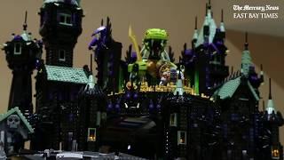 Download Award-winning Lego builders make incredible new creation Video