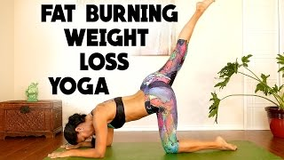 Download Yoga for Weight Loss & Belly Fat, Complete Beginners Fat Burning Workout at Home, Exercise Routine Video