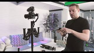 Download 4th / 5th axis gimbal stabilizer review - Zhiyun Crane 2 Video