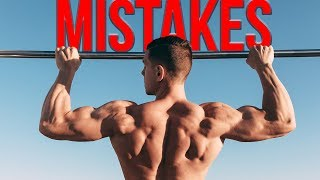 Download The 5 Most Common CALISTHENICS MISTAKES Video