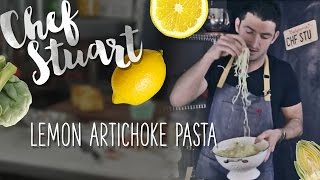 Download How to make a Quick 6 Lemon Artichoke Pasta Video