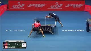 Download Kanak Jha (USA) vs Brian Afanador (PUR)- Ouarter Final Video