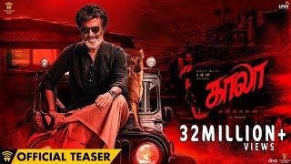 Download Kaala (Tamil) - Official Teaser | Rajinikanth | Pa Ranjith | Dhanush | Santhosh Narayanan Video