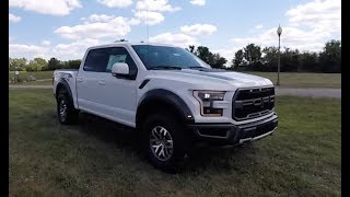 Download 2018 Ford F 150 RAPTOR SuperCrew 4X4|Walk Around Video|In Depth Review Video