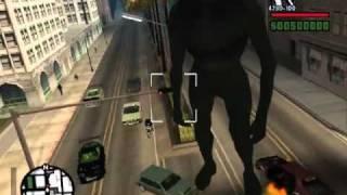 Download GTA San Andreas KING KONG ! Video