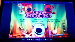 Download jack's big music show Let's Rock Menu Walkthrough Video