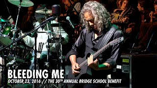 Download Metallica: Bleeding Me (MetOnTour - Bridge School Benefit - 2016) Video