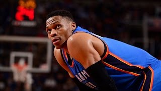 Download Russell Westbrook's Assist Secures Triple-Double Season Average! | April 7, 2017 Video