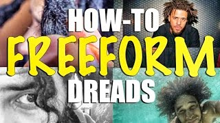 Download HOW TO FREEFORM DREADS Video