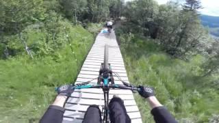 Download Åre bike park laps Video