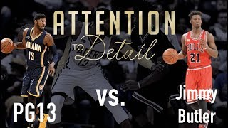 Download Paul George vs. Jimmy Butler: Who You Got? (Full Player Comparison) Video