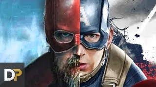 Download Similitudes entre Capitán América y Guardián Rojo Video