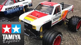 Download Tamiya Hilux Monster Racer RC Truck... Video