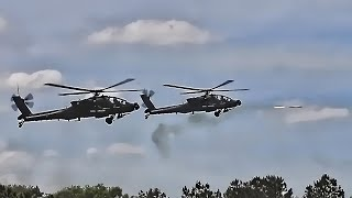 Download Apache Gunships Cover Infantry Armor Assault EX Video
