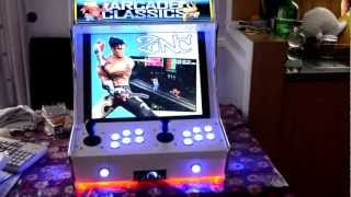 Download ULTRA ARCADE FULL setup with 114 working systems MAME,Sega Naomi,M2,M3, Taito TypeX2,Atomiswave Video
