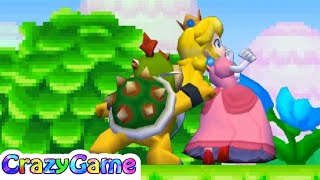 Download New Super Mario Bros 100% Walkthrough #1 (All Collectibles, Secret Exit, 4K 60fps) Video