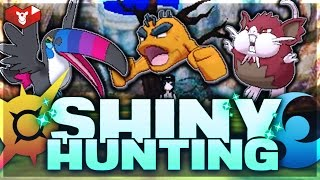 Download SHINY HUNTING LIVE STREAM - Pokemon Sun and Moon! [SPOILER FREE!] I'M DONE WITH THIS STUFFUL MAN.... Video