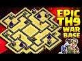 Download Town Hall 9 War Base | Epic TownHall 9 Warbase | Anti Everything | Coc Video