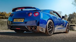 Download NICK'S 1000BHP NISSAN GTR *MONSTER* GET READY FOR TAKE OFF!! Video