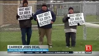 Download Some Carrier workers left behind Video