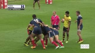 Download France vs Malaysia Men B - 7th World University Rugby 7 Championship 2016 – Swansea Video