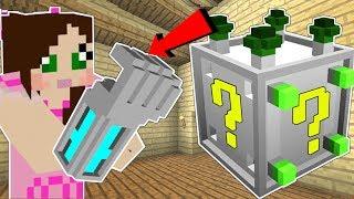 Download Minecraft: MECH LUCKY BLOCK!!! (ROBOTIC HAND, HOLOGRAM SWORDS, & MORE!) Mod Showcase Video