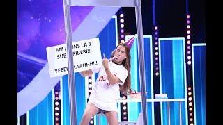 Download Daria Cesey Durbalău, moment senzațional de stand up comedy pe scena Next Star Video