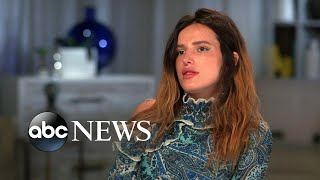 Download Bella Thorne opens up about pansexuality, overcoming abuse and dyslexia | Nightline Video