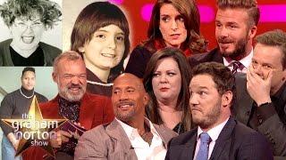 Download Graham Norton's Funniest Celebrity Throwbacks | Best of The Graham Norton Show Video