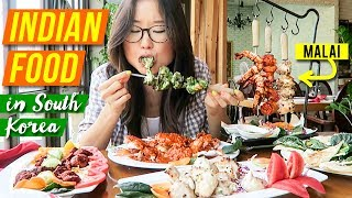 Download Indian Food in South Korea PUBLIC MUKBANG Video