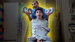 Download INSANE DUCT TAPE CHALLENGE!! (Can you escape?) *IMPOSSIBLE* Video