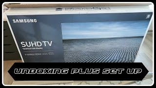 Download 2016 SAMSUNG SUHD 65″ 4K TV 8000 SERIES UN65KS8000F UNBOXING + SET UP Video