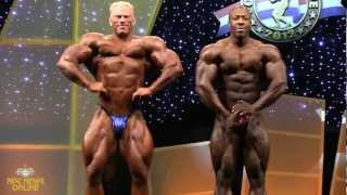 Download 2012 Arnold Classic Europe Men's Bodybuilding Finals: Final Awards Video