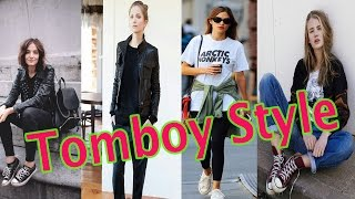 Download Tomboy Style in Women's Fashion Video